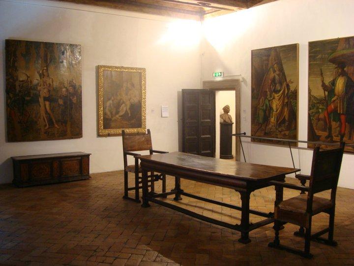 The birth home of Rafale di Sante (Casa Natale di Rafal), Urbino, Marche, ITALY