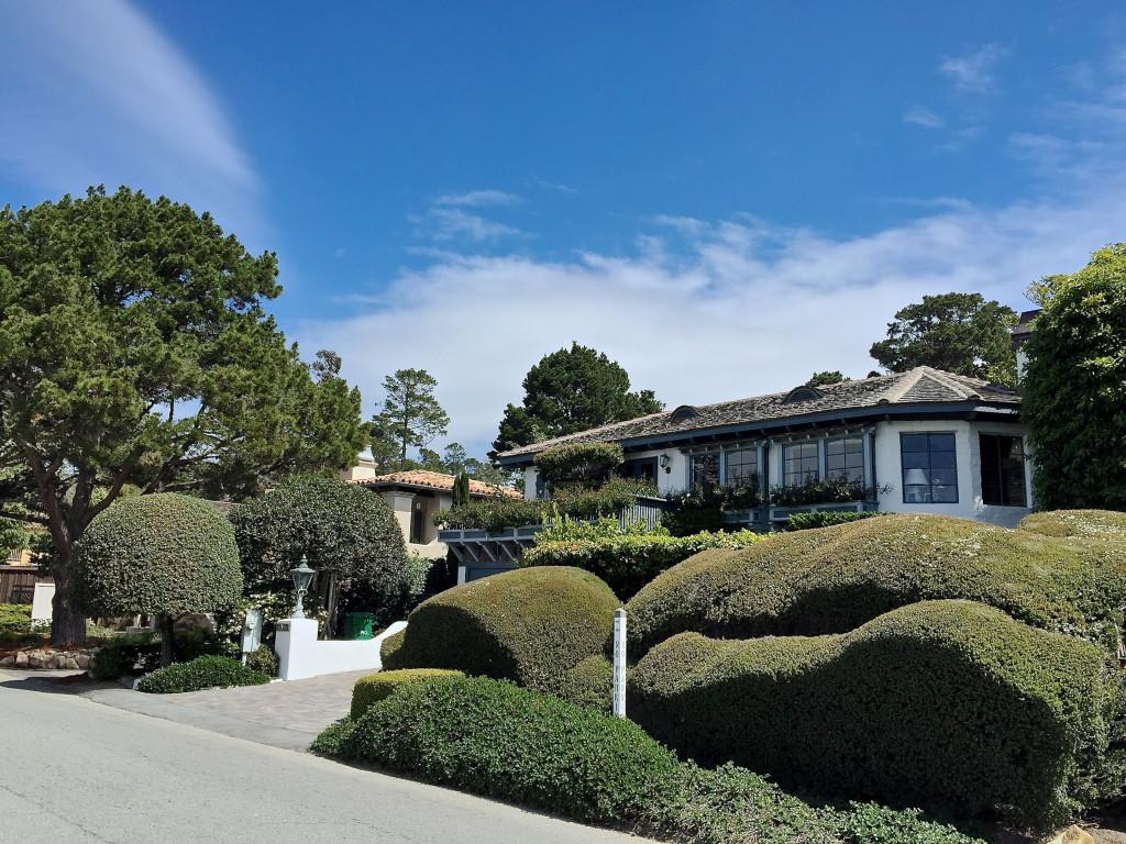 House in Carmel, Californa