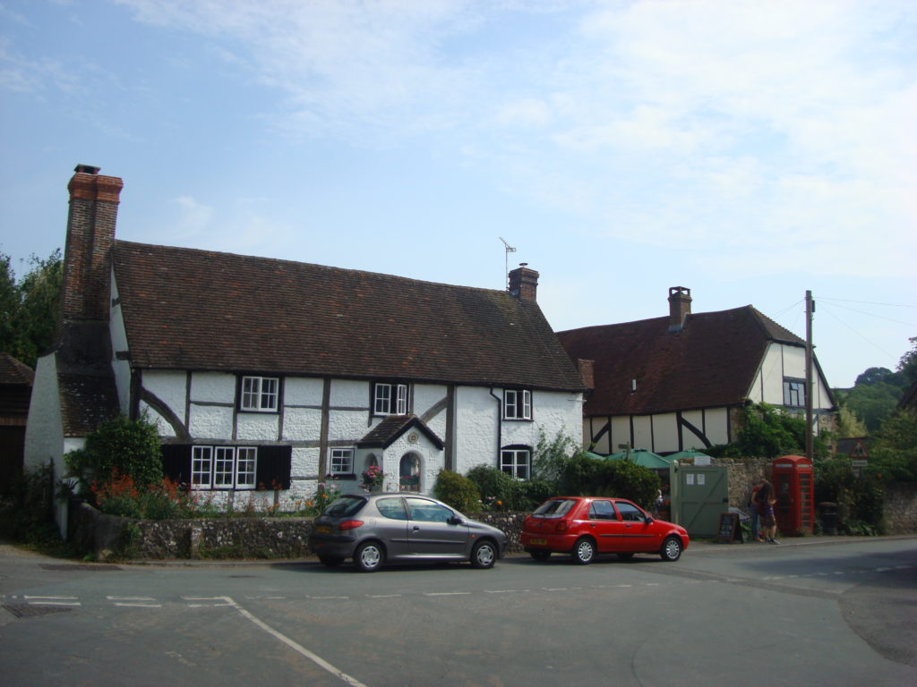 amberley sussex