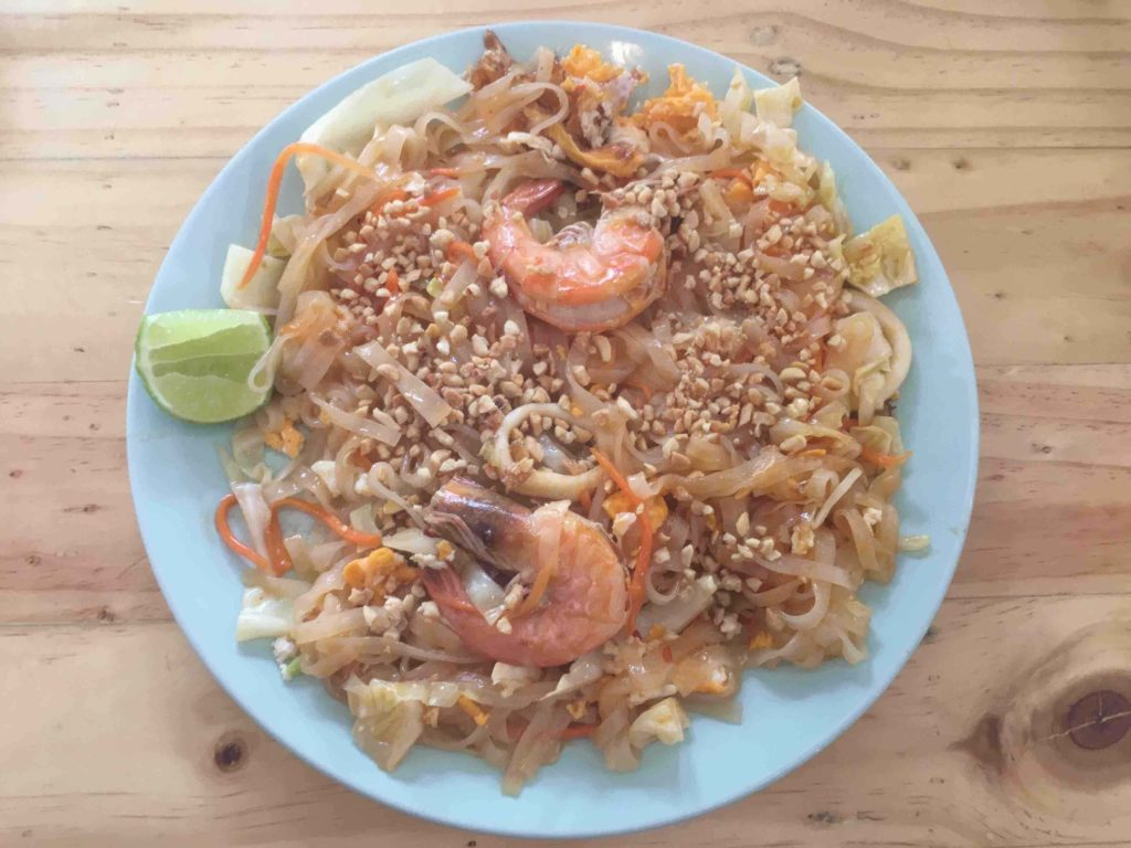 Enjoying in localSampling traditional Thai dishes like Pad Thai is one of the best things to do in Bangkok