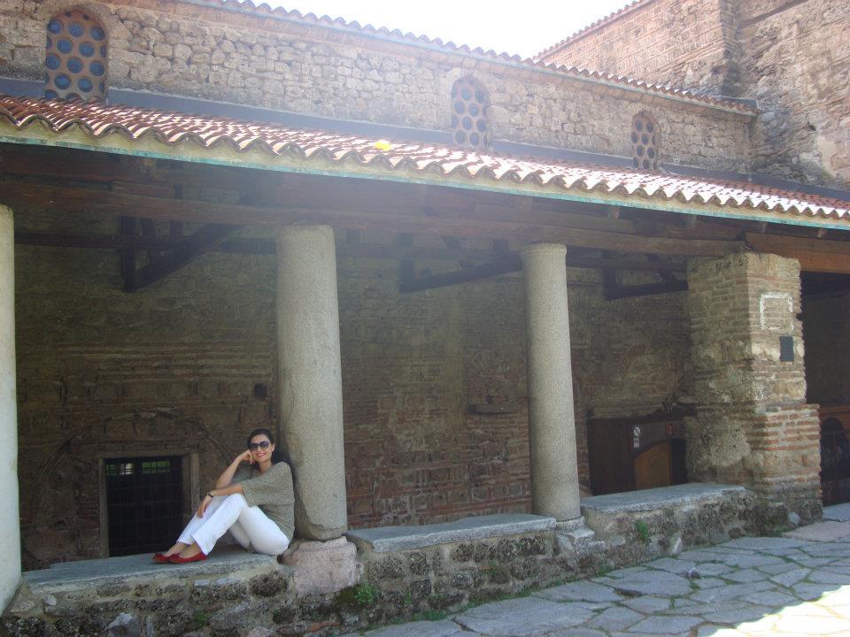 Church of St. Sophia in Ohrid