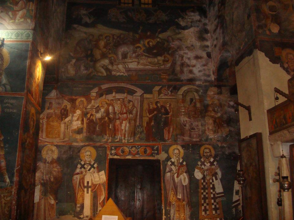 St. Clement of Ohrid church in Ohird