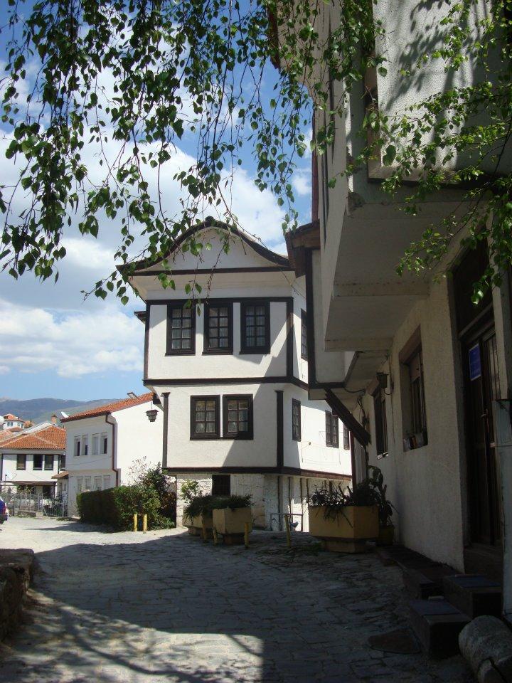 Robevi house in Ohrid