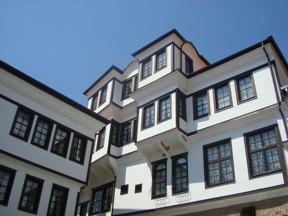 Robevi family house in Ohrid