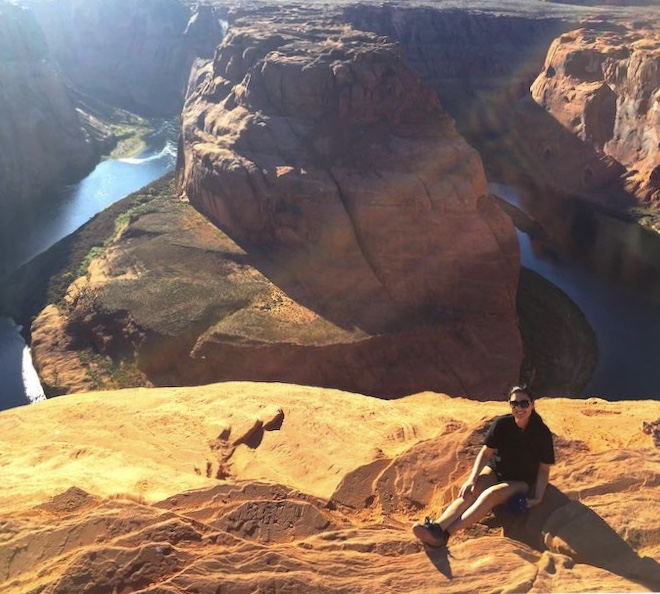 Photo of Horseshoe Bend among many incredible Arizona photos proving why you should visit Arizona
