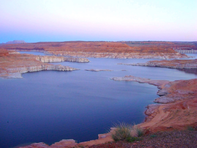 Photo of Lake Powel in Arizona among many incredible Arizona photos proving why you should visit Arizona