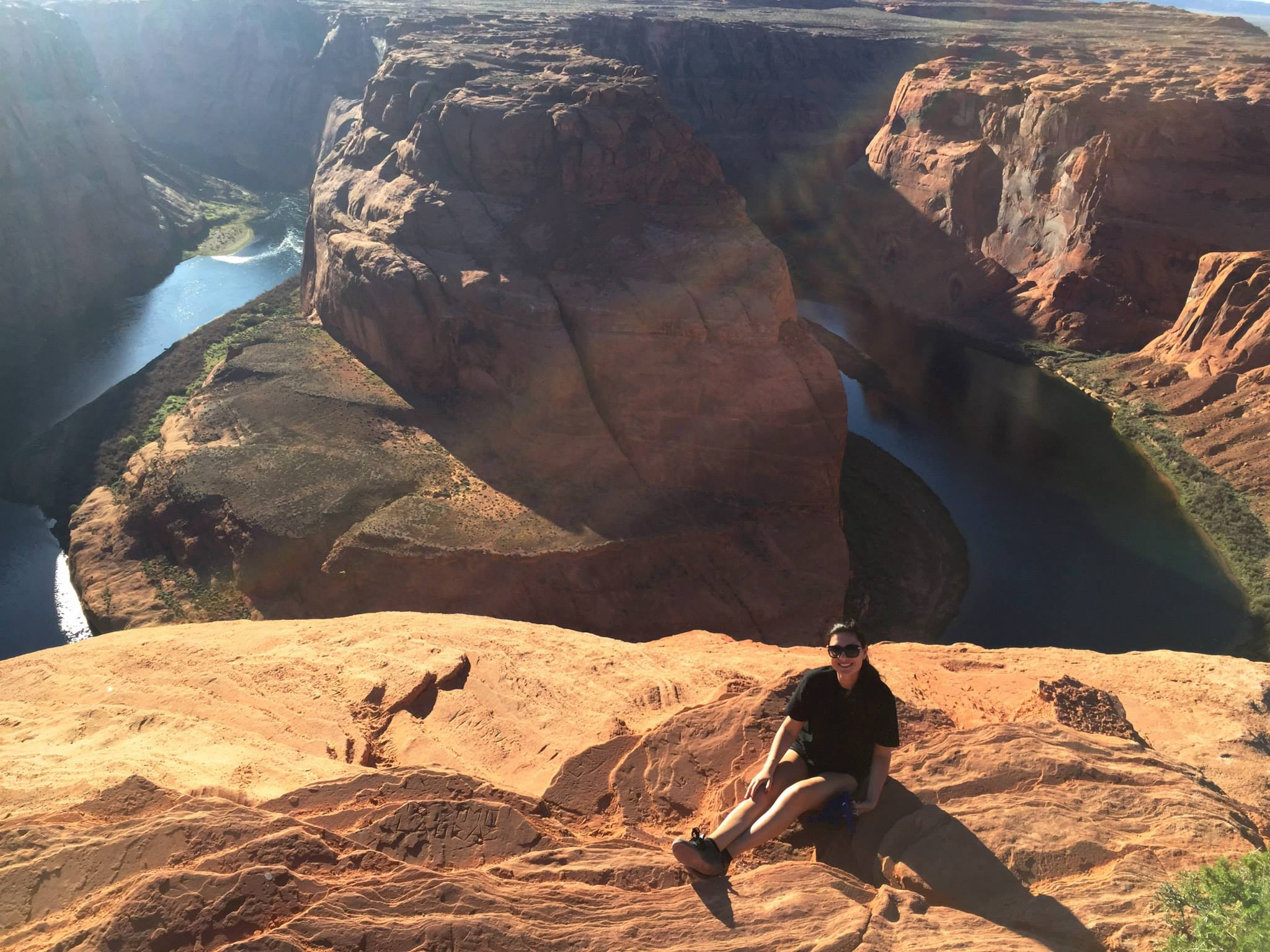 Horseshoe Bend in Arizona should be on any USA southwest road trip itinerary