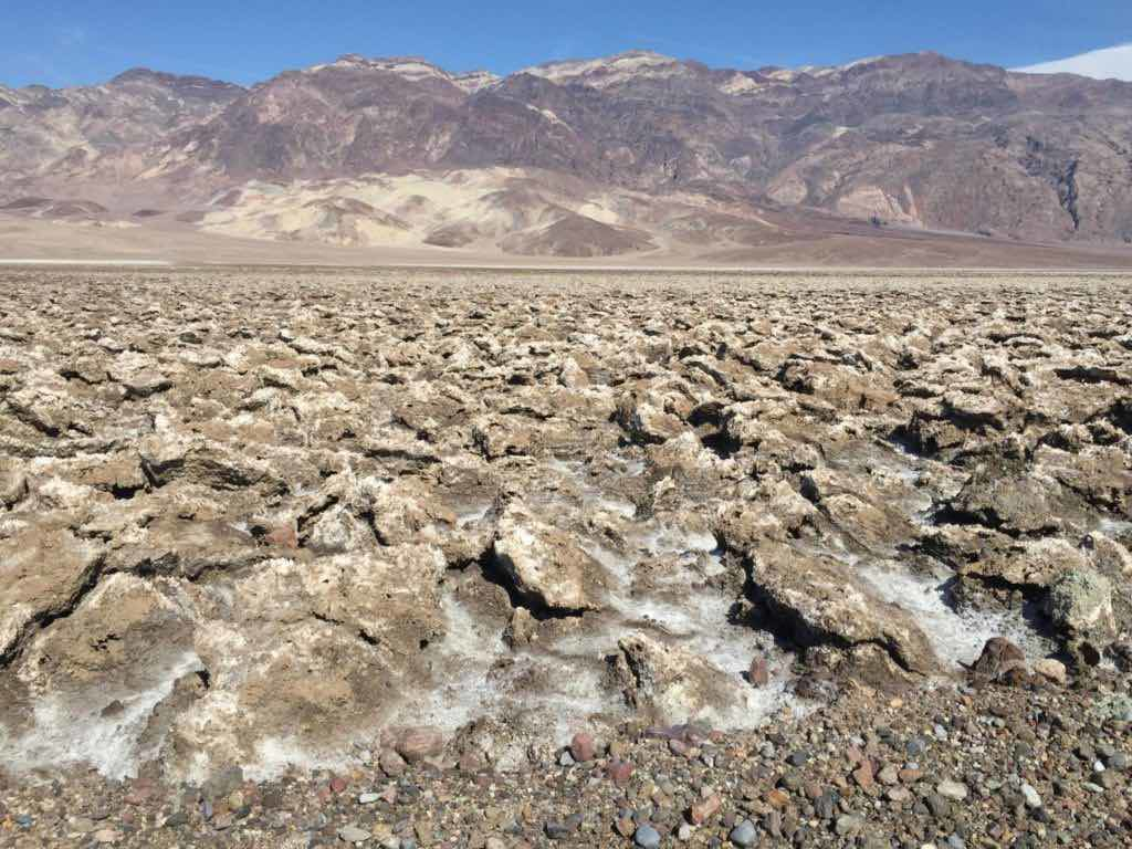 Las Vegas to Death Valley road trip is one of best ideas for road trips