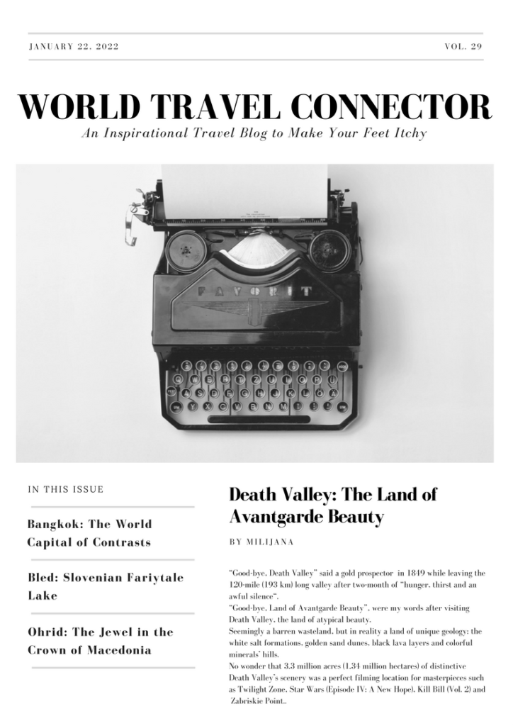 Contact World Travel Connector