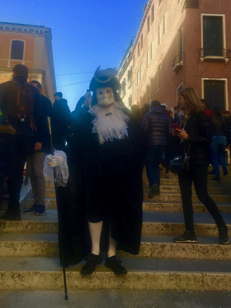 Venetian Carnival: Masks and Costumes of Carnival in Venice