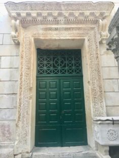 Doors of the Jupiters temple
