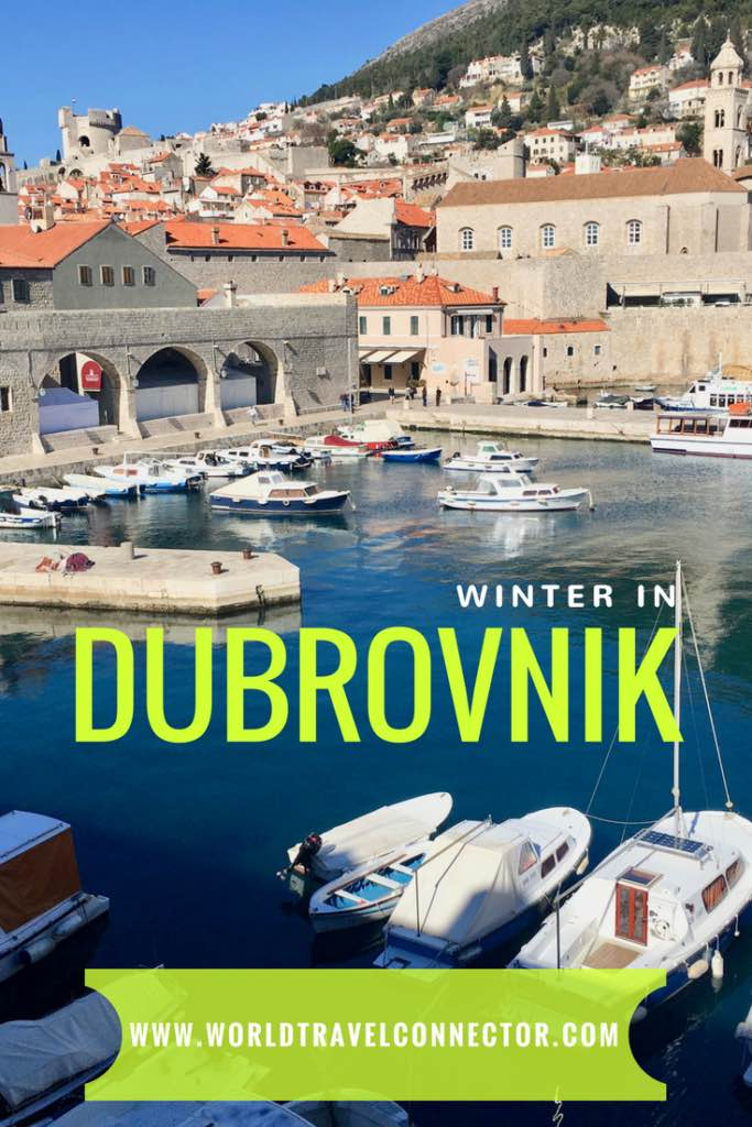 Winter in Dubrovnik: Why to Go & What to Do in Dubrovnik in Winter