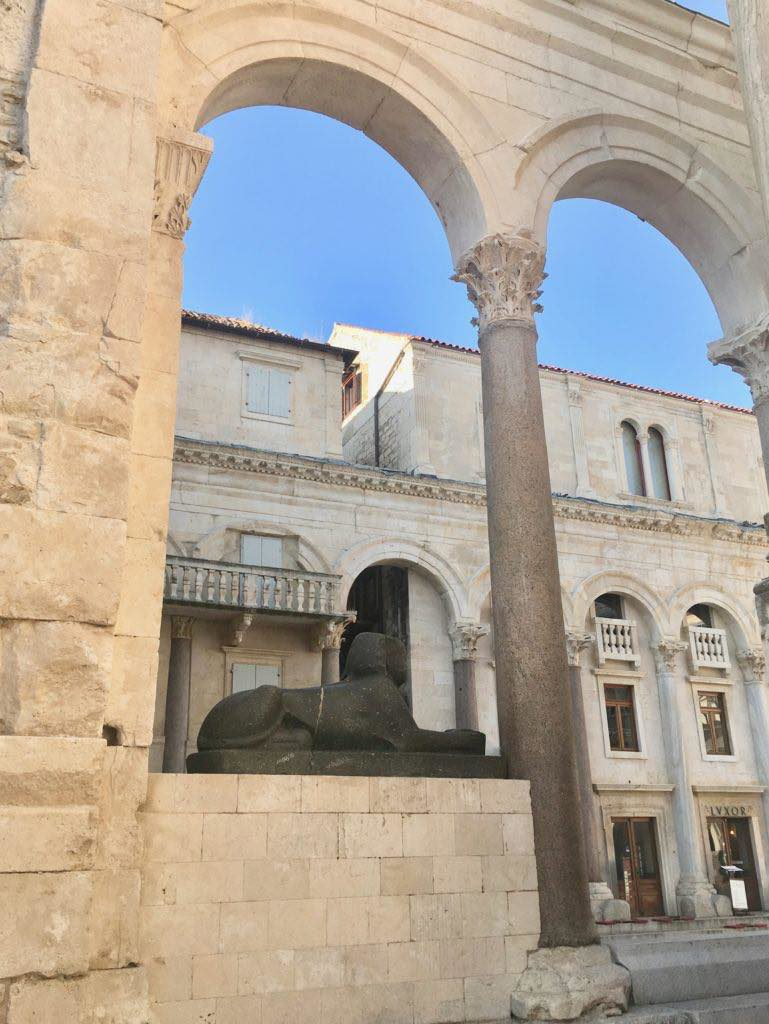 what to see in Split in one day