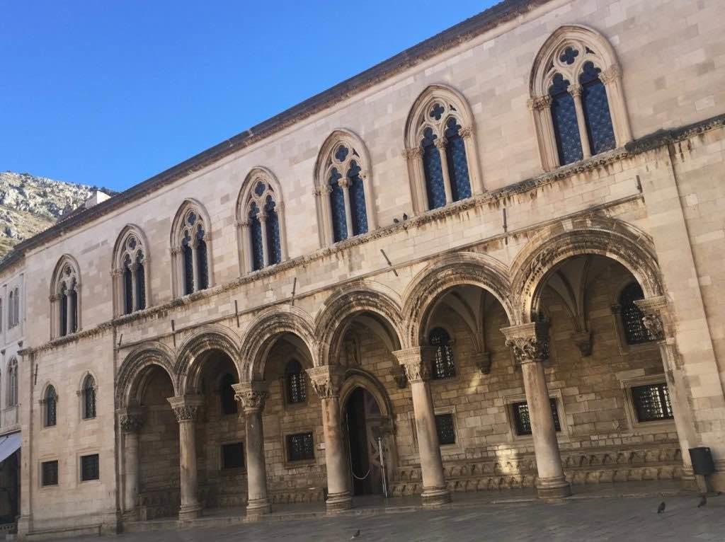 winter in Dubrovnik