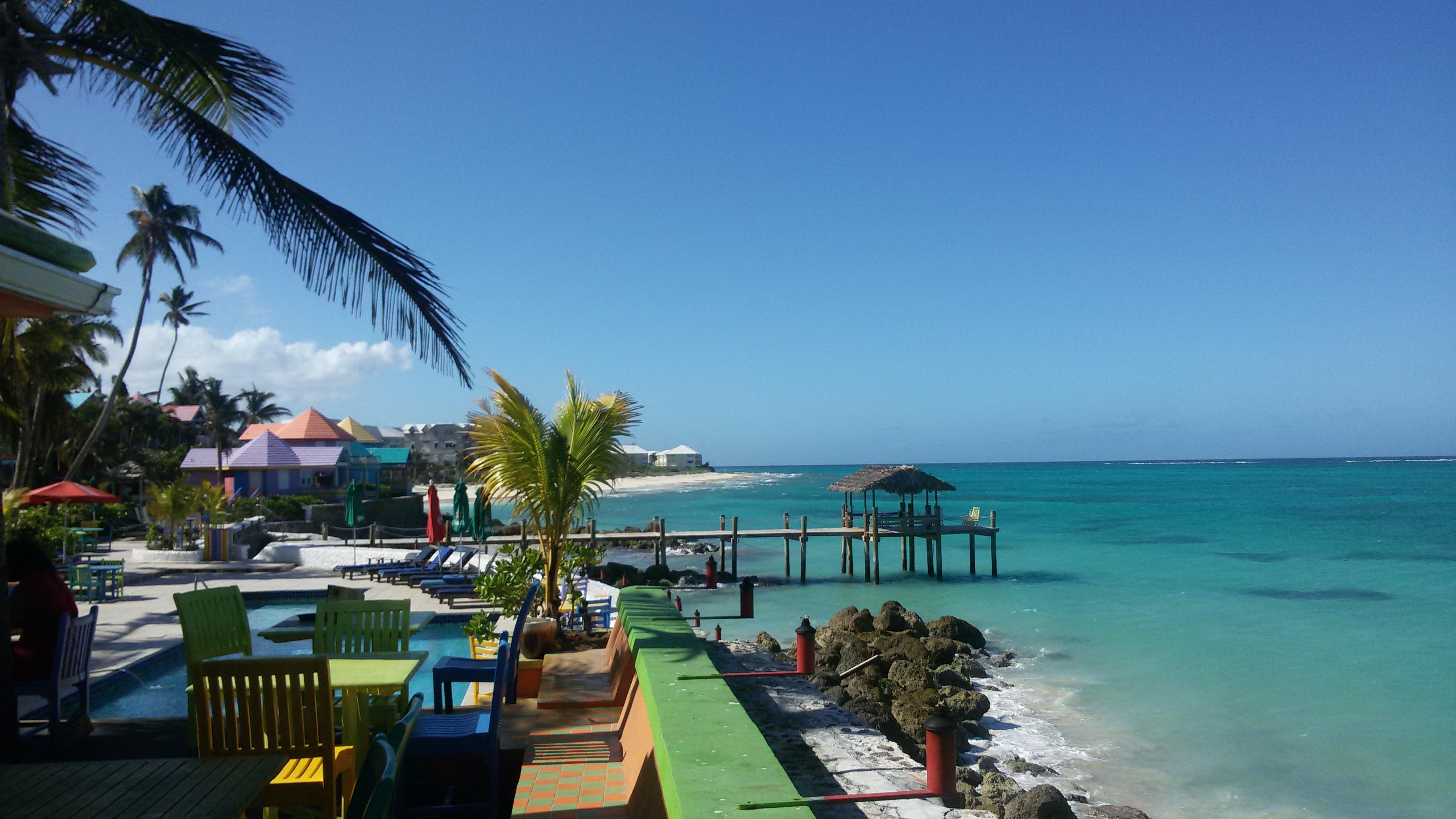 Bahamas in winter