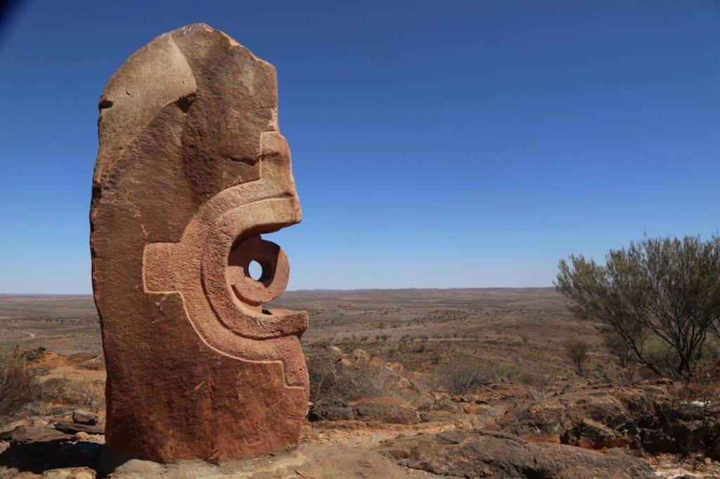 Outback near Sliverton
