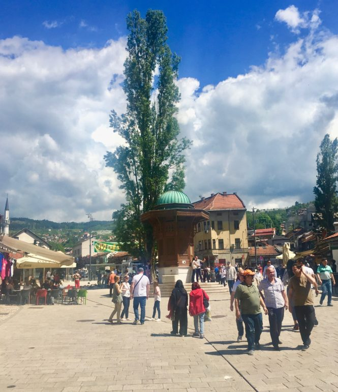 things to do in Sarajevo