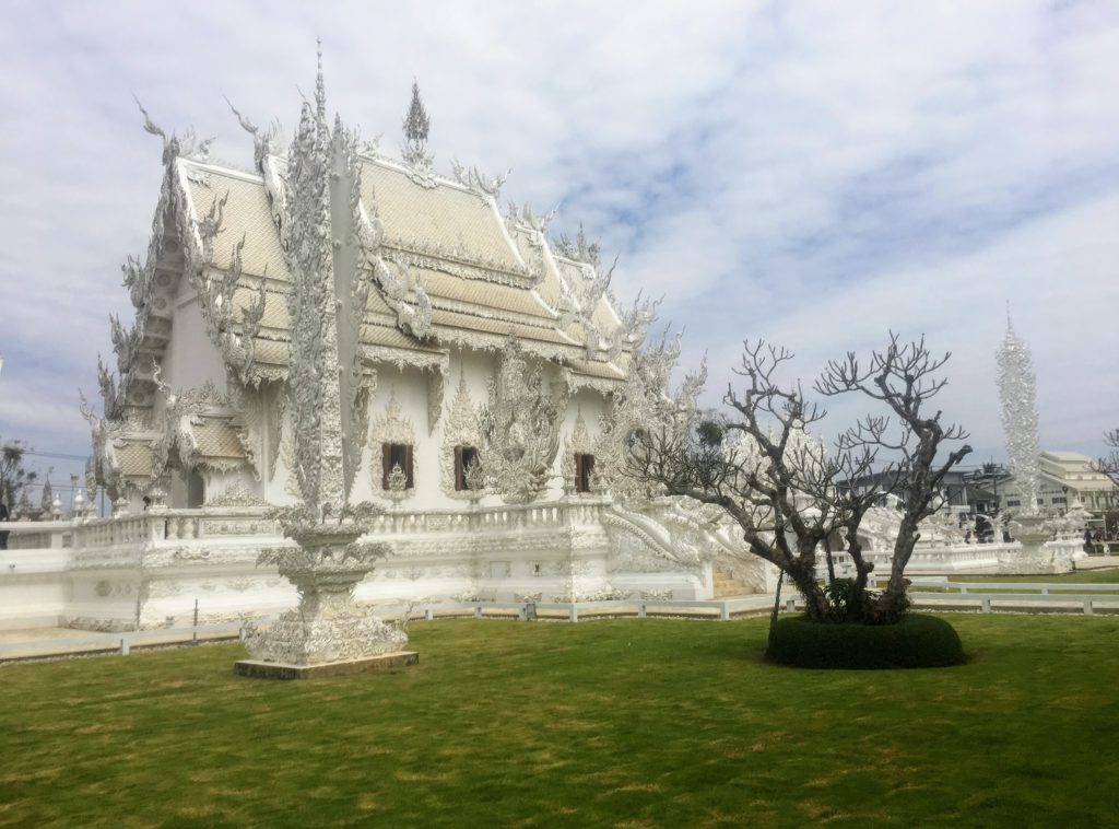 top temples in Chiang Rai