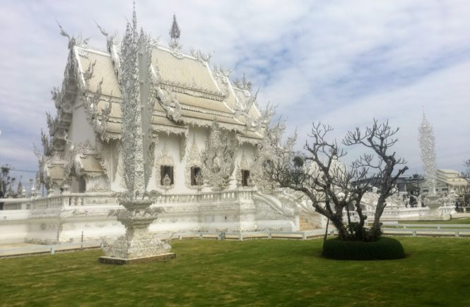 unconventional must see temples in northern Thailand