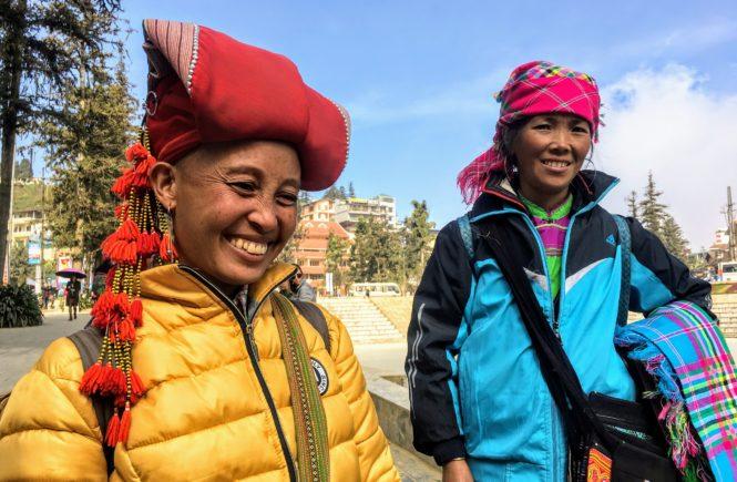 Hill tribes in Vietnam