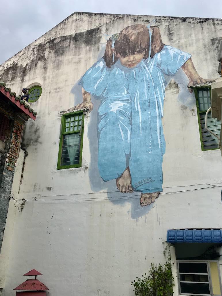 Penang murals