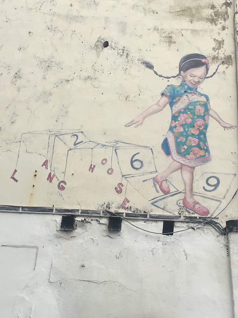Pennag murals