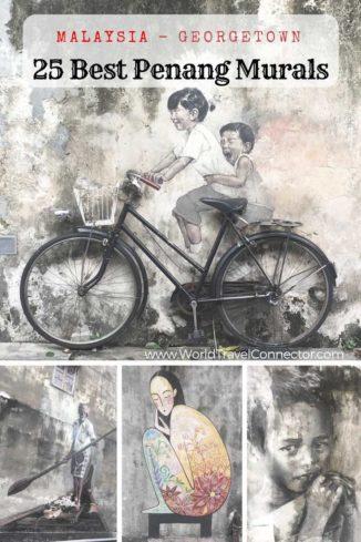 Penag Street Art
