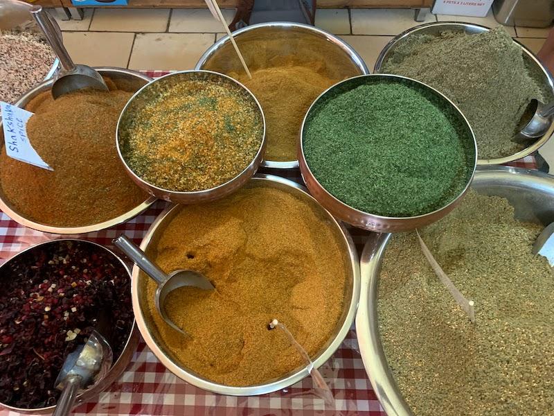 Israeli spices