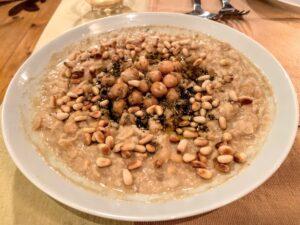 Msabbaha is a popular Israeli food