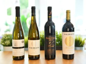 Israeli wine should be on any list of must-try Israeli foods