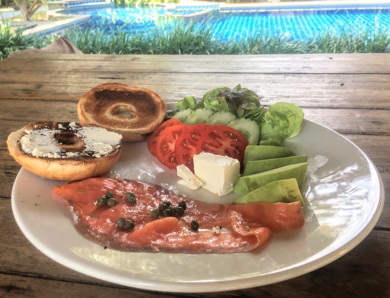 Lox to popularne izraelskie jedzenie