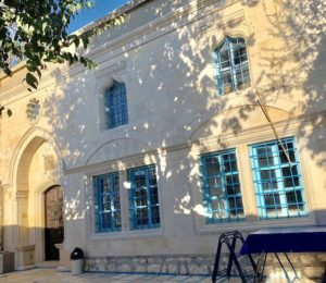 Abuhav synagogue in Safed