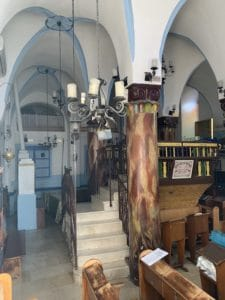 Ari Ashkenazi Synagogue is one of the popular holy sites in Israel