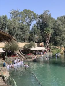 Qasr El-Yahud is one of the most popular holy sites in Israel