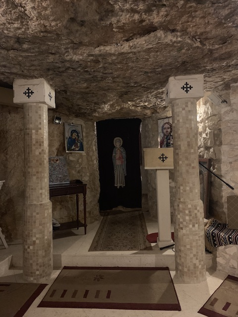 Coptic Orthodox Monastery in Bethlehem