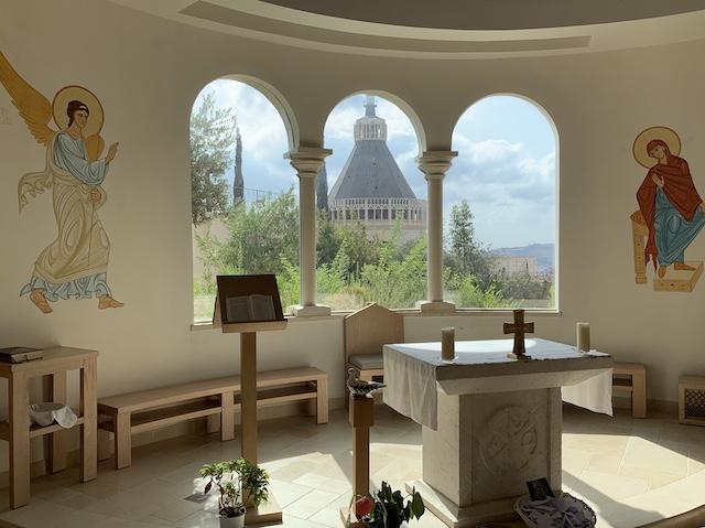 Mary of Nazareth international Centre