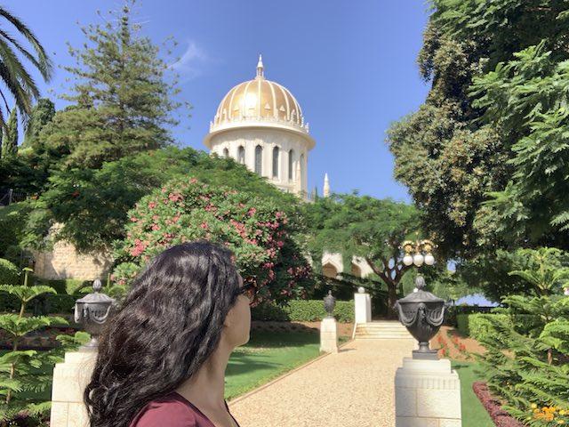 Shrine of Bab in Haifa