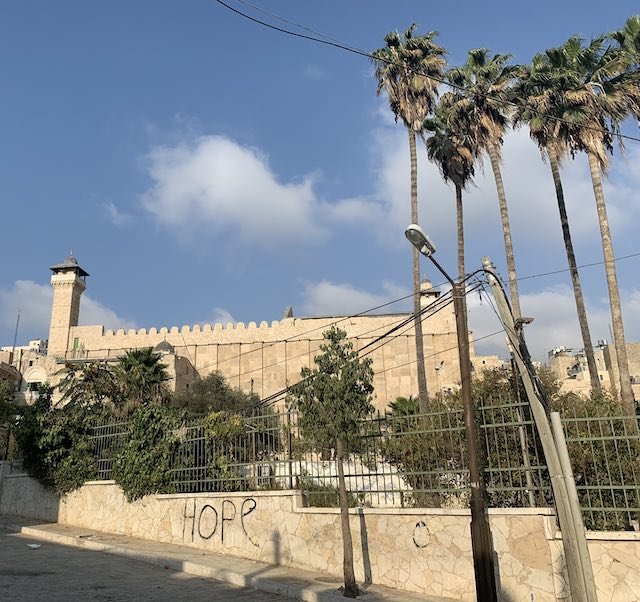 TOMBS OF THE PATRIARCHS AND MATRIARCHS in Hebron is one of the most popular holy sites in Israel