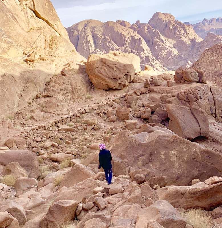 Driving to Mount Sinai - Egypt - YouTube |Mount Sinai Eqypt
