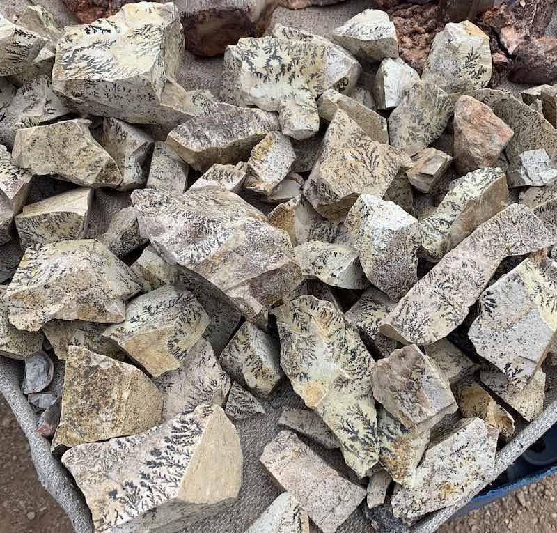 Stones of Mount Sinai