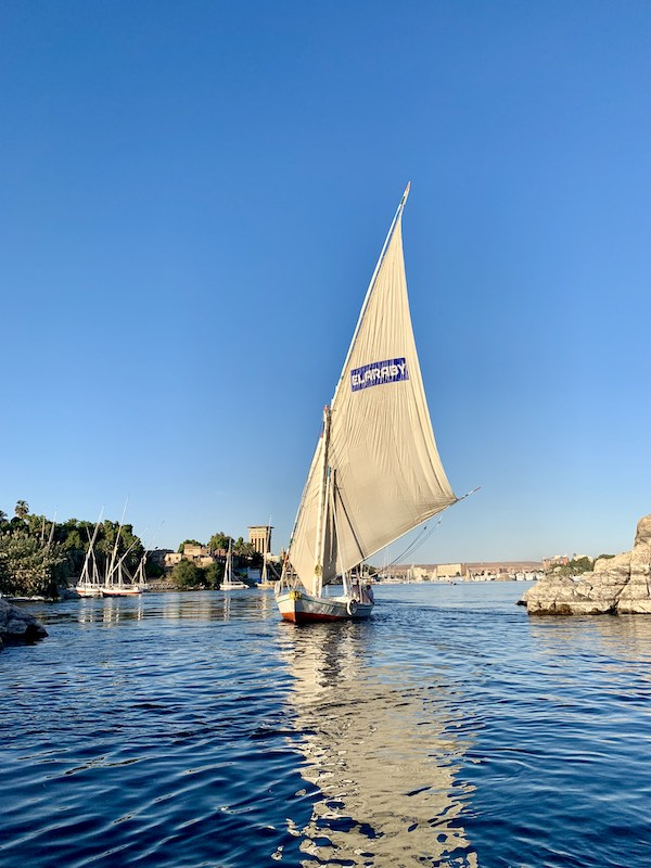 Felucca ride on Nile should be on everyone's Egypt bucket list