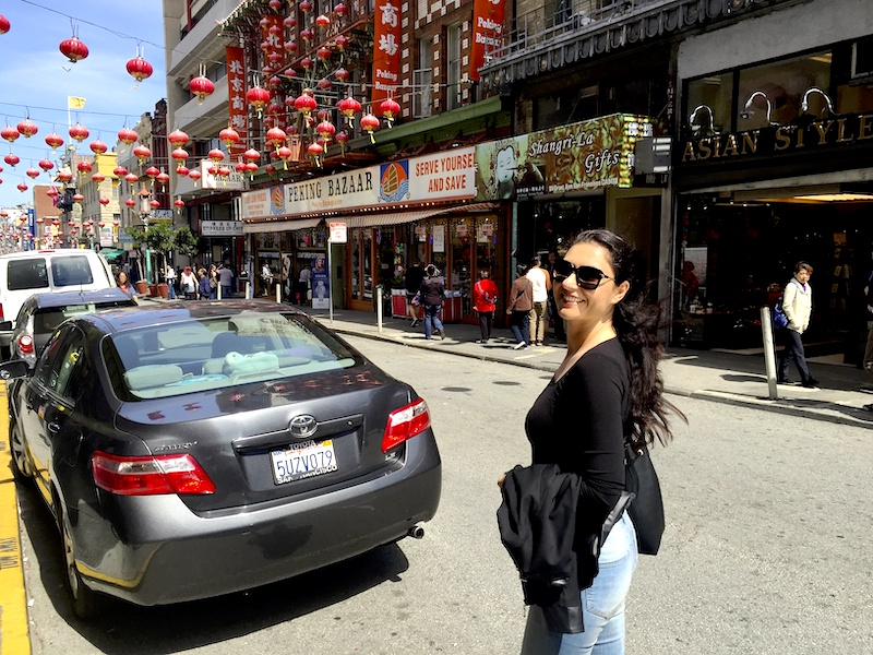 Chinatown is one of the best areas to stay in San Francisco for budget travellers