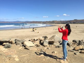 Morro Bay Beach