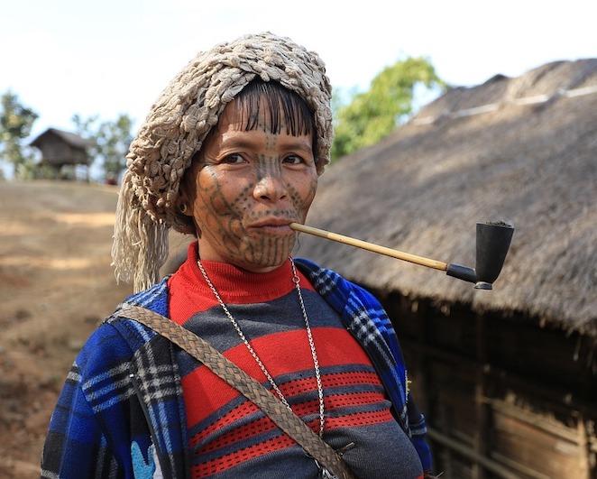 Mindat in Mynamar is one of top Myanmar destinations