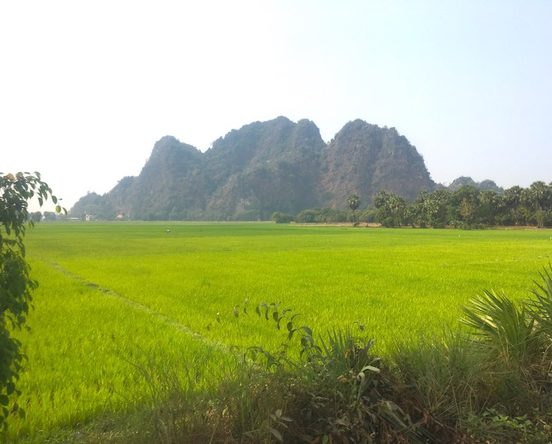 Hpa An is one of the top Mynamar destinations