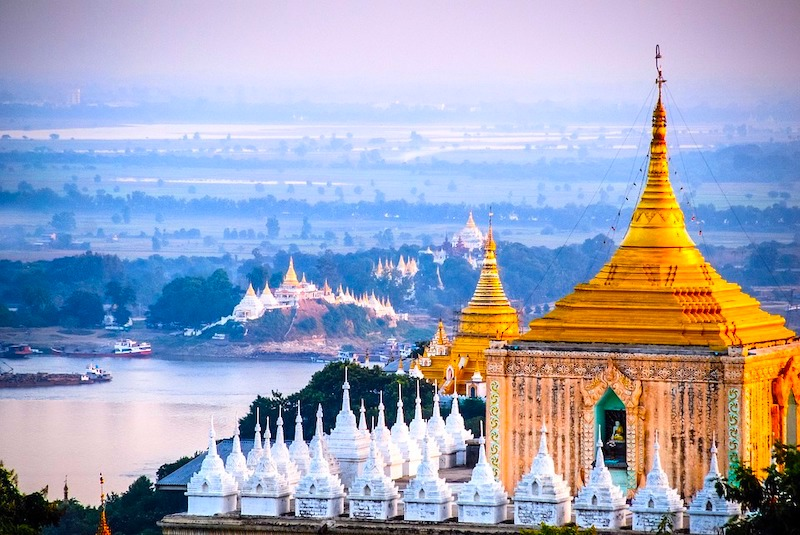 Mandalay is one of top Myanmar destinations