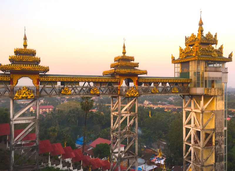 Moulmein is one of top Myanmar destinations