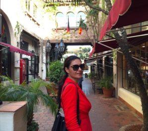 Santa Barbara downtown