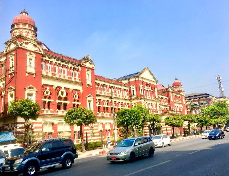 Yangon is one of top Myanmar destinations