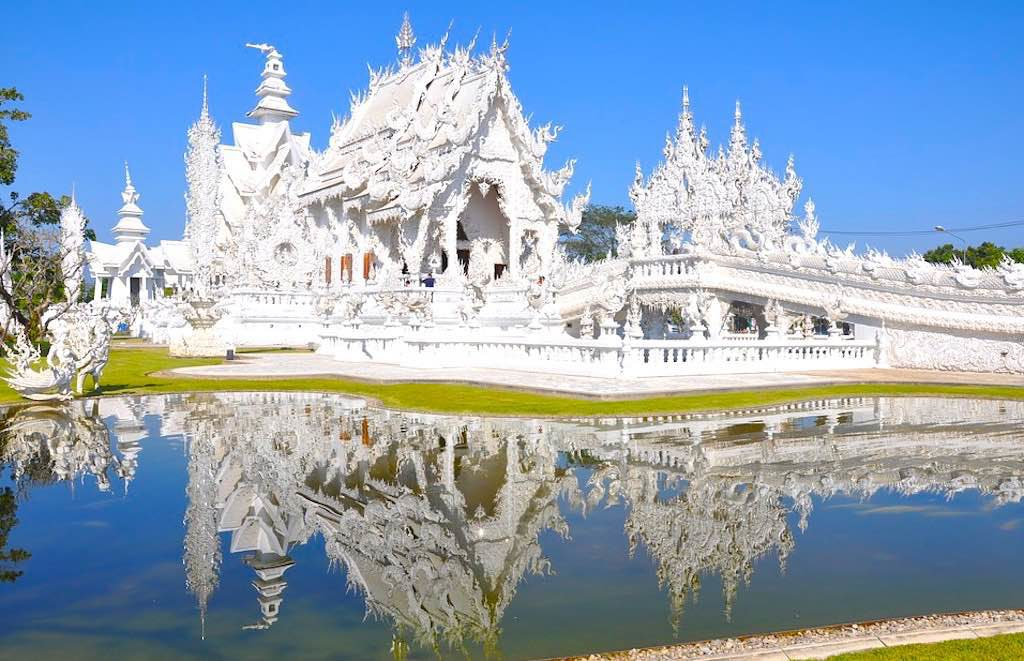Temples in Southeast Asia